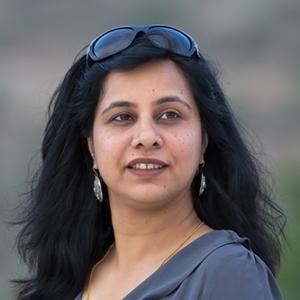 Geetika Ramachandran